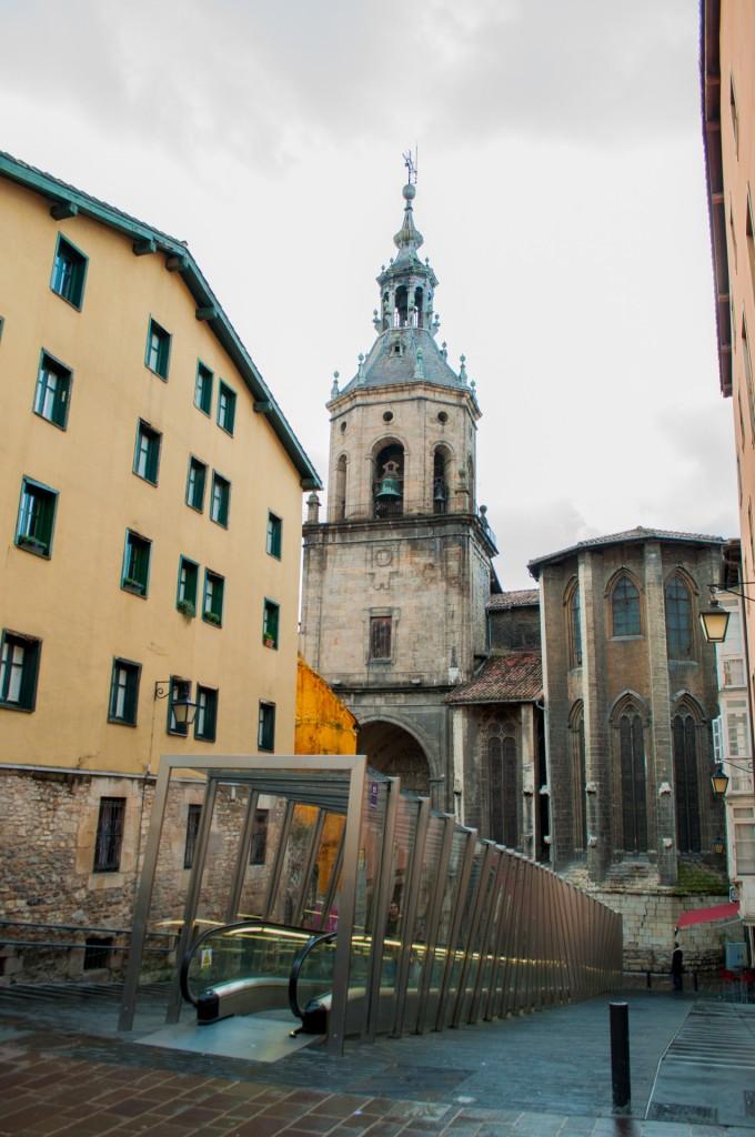 Vitoria San Miguel Iglesia