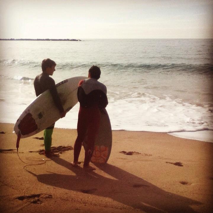 Surf La Zurriola