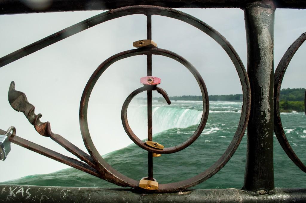 Niagara Love Locks