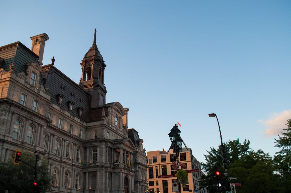 City Hall Montreal