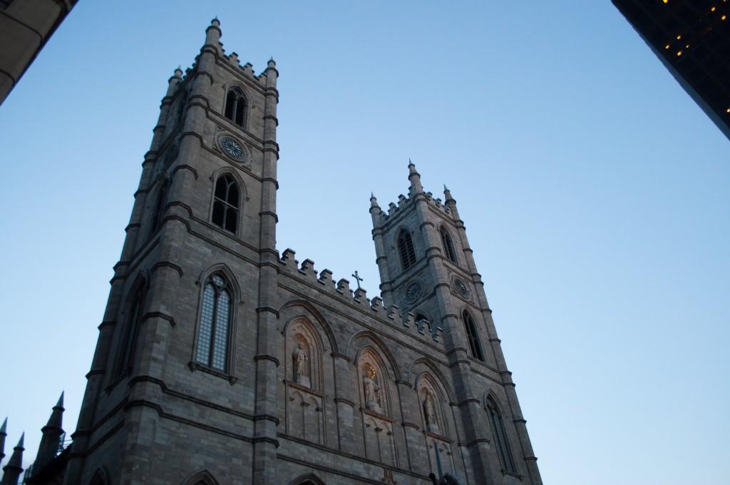 Notre-Dame, Montréal