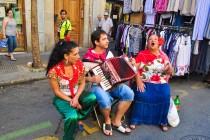 Madrid cantantes de rueda
