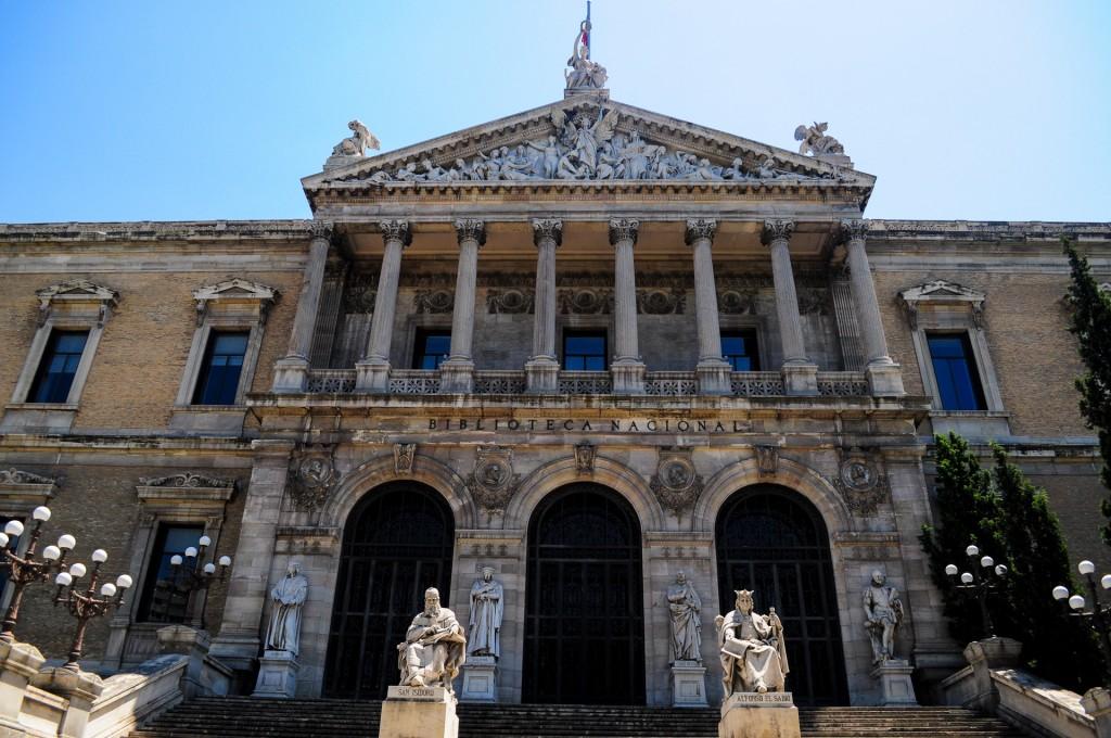 Biblioteca de Madrid