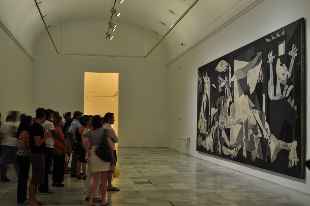 Guernica picasso reina sofia